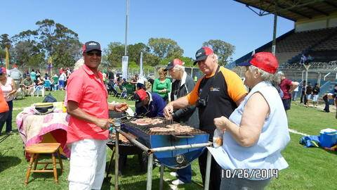9 Residents of Louis Dubb participated in the Braai Challenge on 26 October 2014